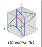 Géometrie 3D